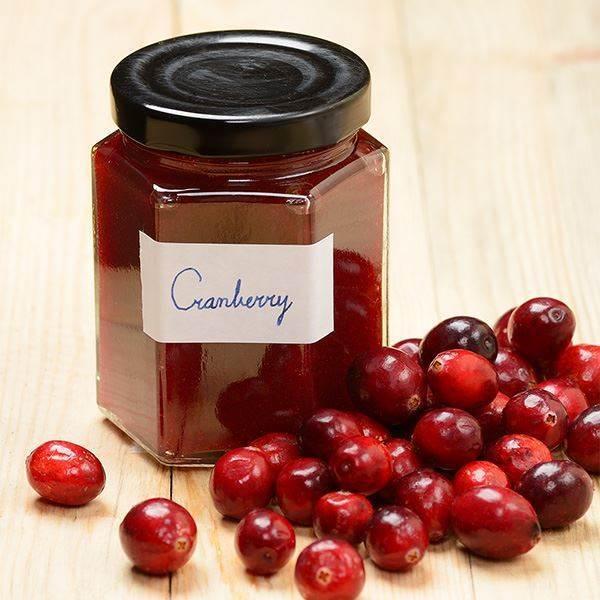 Cranberryjam (basis recept)