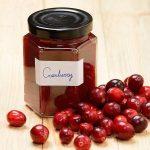 Cranberryjam recept