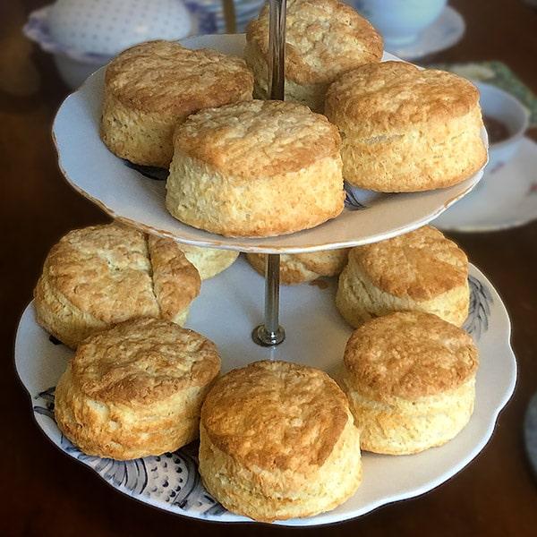 scones bakken